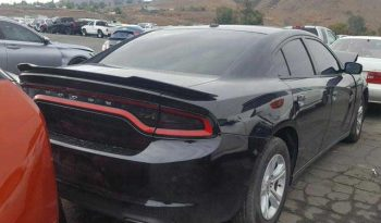 2018 DODGE CHARGER SE 2C3CDXBG8JH790791 full